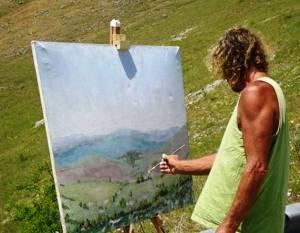 artist Charles Harris