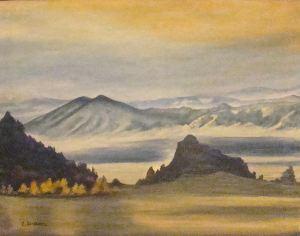 artist Ellen Hinson