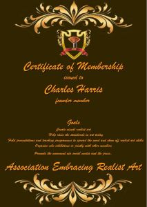 certificate backlink
