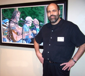 photo of artist Kevin Aita