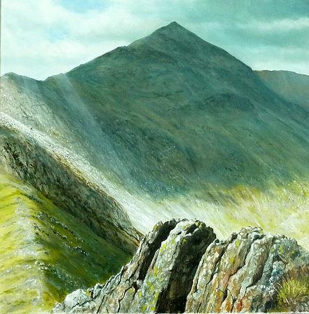 painting by Ian Walton