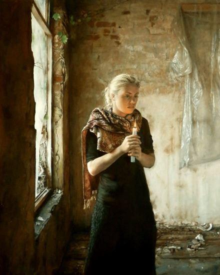 painting by Ralf Heynen