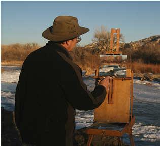 artist John Cogan