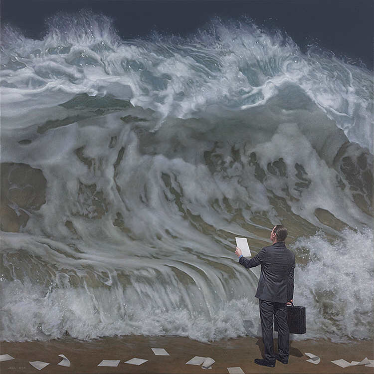 artist Joel Rea