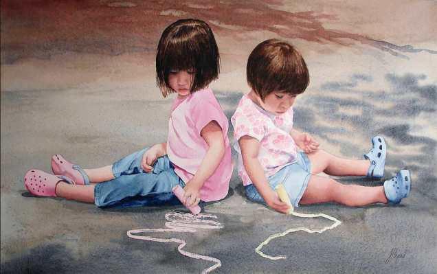 artist Jill Poyerd