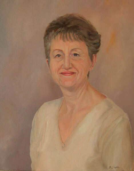 artist Beatrice Cloake