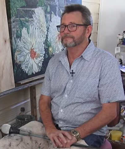 artist Paul Coney